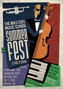 The Masters Music School Summer Fest 3 July